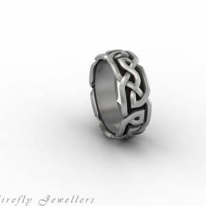 celtic mens ring